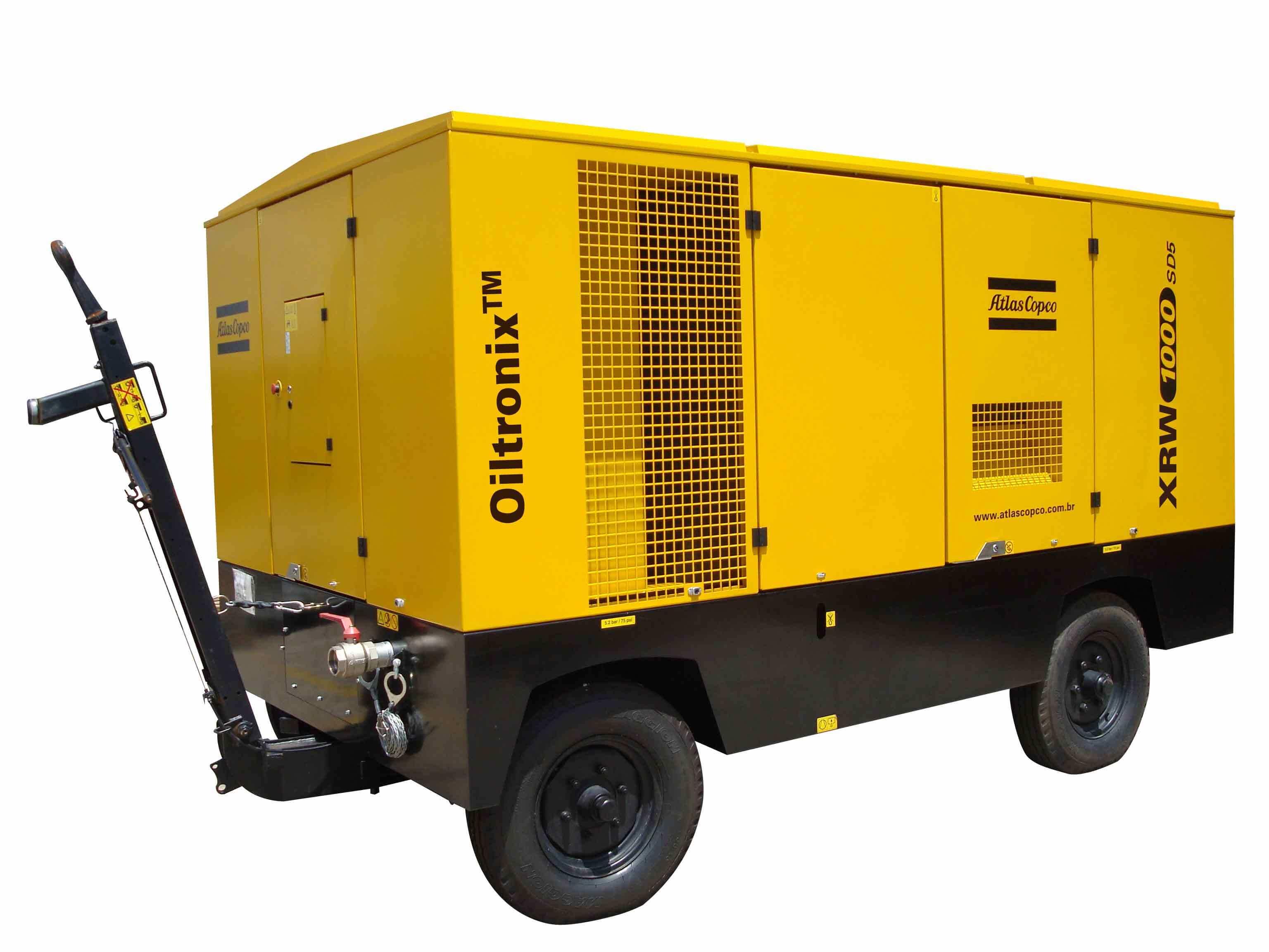 Compressor a Diesel 1.000 PCM