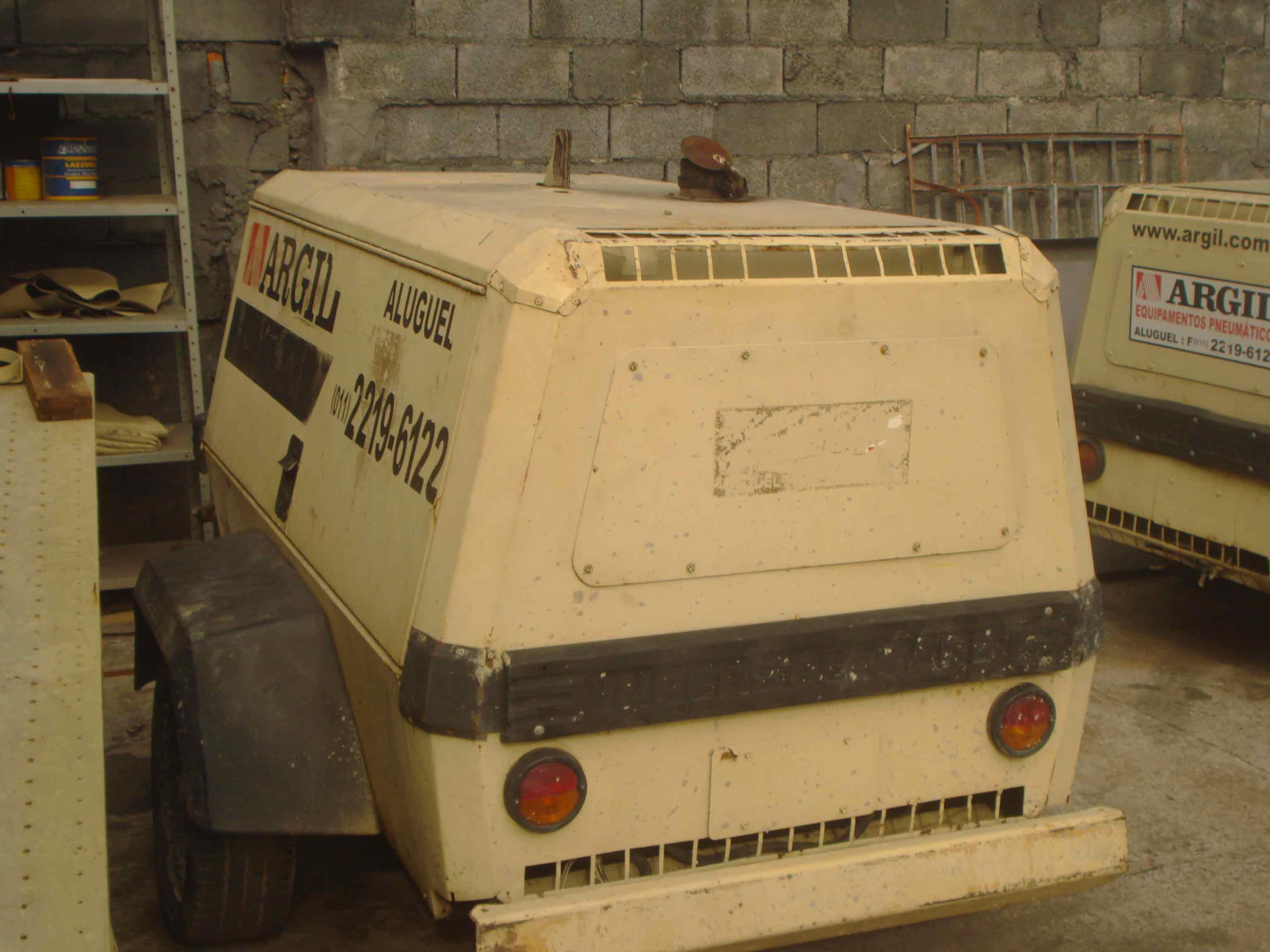 Compressor a diesel 130 PCM