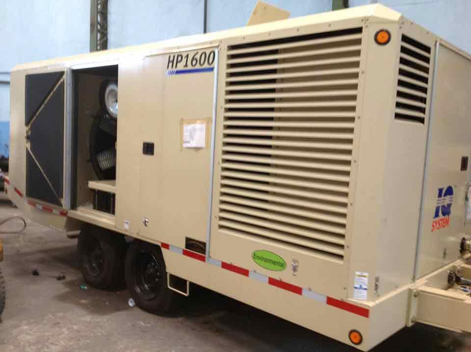 Compressor a Diesel 1.600 PCM