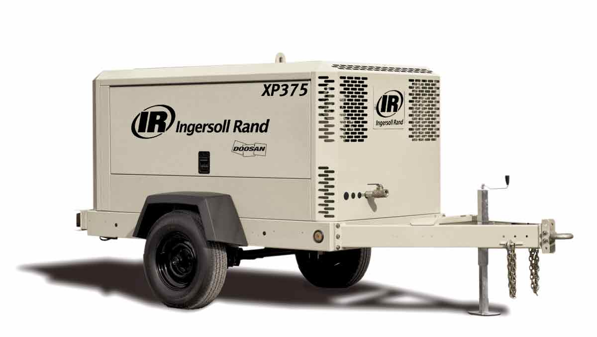 Compressor a Diesel 375 PCM