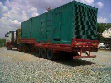 Geradores a Diesel 2500KVA