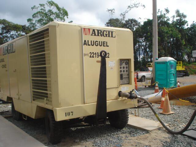 Compressor a Diesel 900 PCM