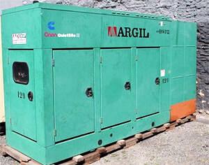 Geradores a Diesel 180KVA