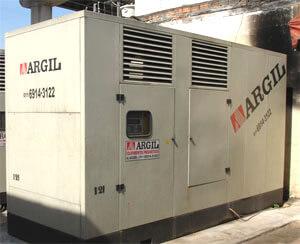 Geradores a Diesel 400KVA